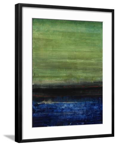 Happy Outlook III-Joshua Schicker-Framed Art Print