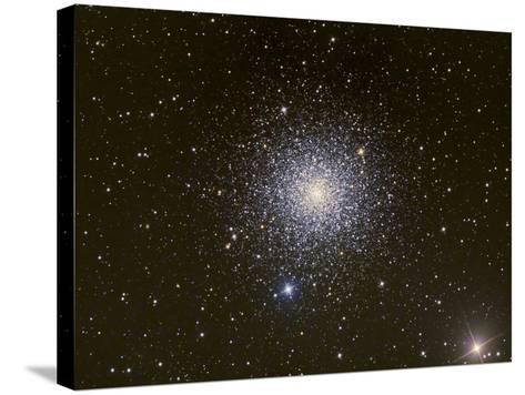 Messier 3, a Globular Cluster in the Constellation Canes Venatici--Stretched Canvas Print