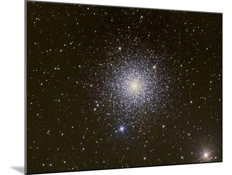 Messier 3, a Globular Cluster in the Constellation Canes Venatici--Mounted Photographic Print