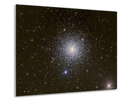 Messier 3, a Globular Cluster in the Constellation Canes Venatici--Metal Print