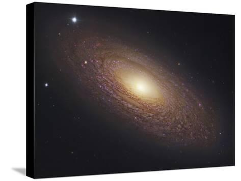 Ngc 2841, Spiral Galaxy in Ursa Major--Stretched Canvas Print