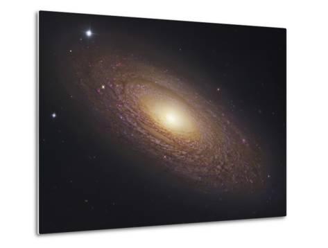 Ngc 2841, Spiral Galaxy in Ursa Major--Metal Print