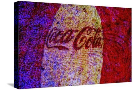 Coca-Cola-Andr? Burian-Stretched Canvas Print