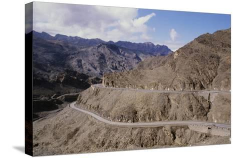 Khyber Pass-Pat Benic-Stretched Canvas Print