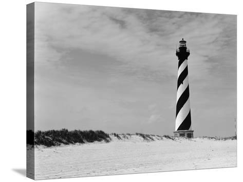 Cape Hatteras Lighthouse-GE Kidder Smith-Stretched Canvas Print