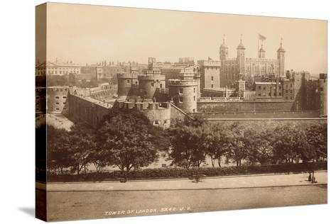 Tower of London--Stretched Canvas Print