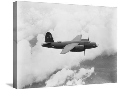Martin B-26 Bomber--Stretched Canvas Print