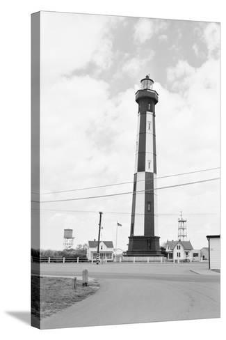 Cape Henry Lighthouse-Philip Gendreau-Stretched Canvas Print