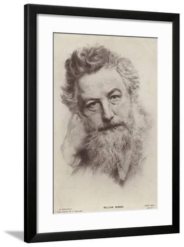William Morris--Framed Art Print