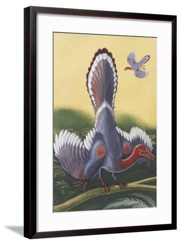 Archaeopteryx--Framed Art Print