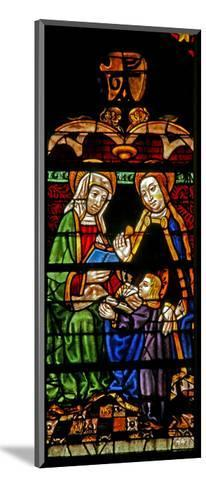 Window W132 Depicting Mary Salome?--Mounted Giclee Print