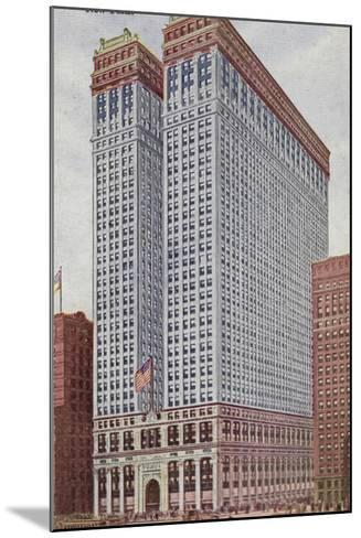 The Equitable Building, New York City, USA--Mounted Photographic Print