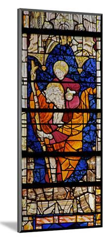 Window W4 Depicting St Christopher--Mounted Giclee Print