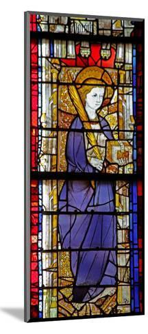 Window W14 Depicting a Saint with a Book--Mounted Giclee Print