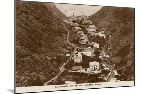 Postcard Depicting Jamestown--Mounted Photographic Print