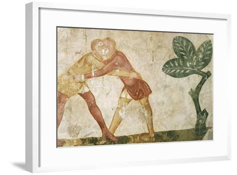 Celebration Military Glories of Castelbarcos--Framed Art Print