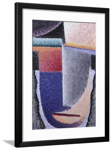 Big Head-Alexej Von Jawlensky-Framed Art Print