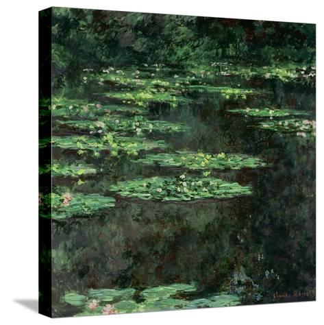 Waterlilies, 1904-Claude Monet-Stretched Canvas Print