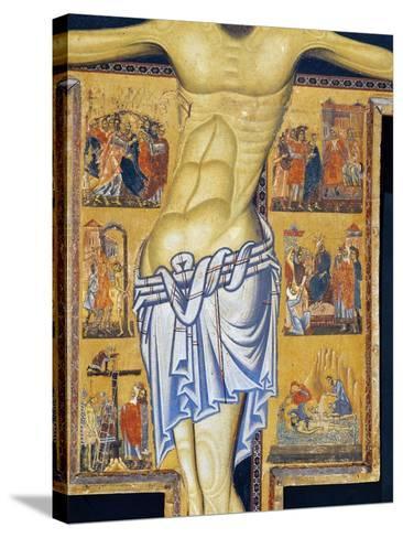 Crucifix-Coppo di Marcovaldo-Stretched Canvas Print