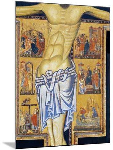 Crucifix-Coppo di Marcovaldo-Mounted Giclee Print