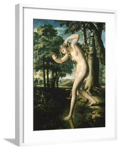 Eva-Christian Gottlieb Schick-Framed Art Print