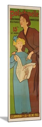 The Historian, 1902-Maurice Realier-Dumas-Mounted Giclee Print