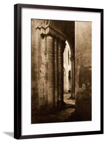 Ely Cathedral-Frederick Henry Evans-Framed Art Print