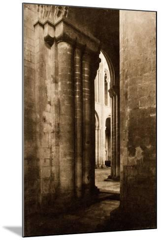 Ely Cathedral-Frederick Henry Evans-Mounted Giclee Print