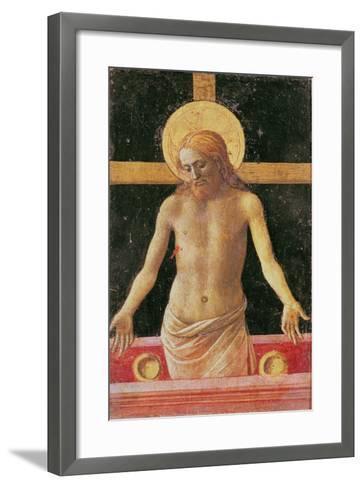 Peace with the Pieta-Fra Filippo Lippi-Framed Art Print