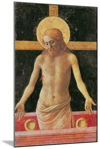 Peace with the Pieta-Fra Filippo Lippi-Mounted Giclee Print