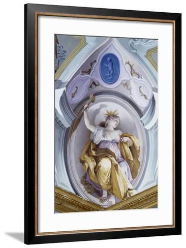 Summer-Giovanni Battista Crosato-Framed Art Print