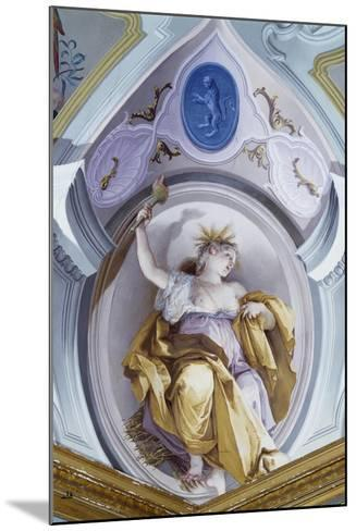 Summer-Giovanni Battista Crosato-Mounted Giclee Print