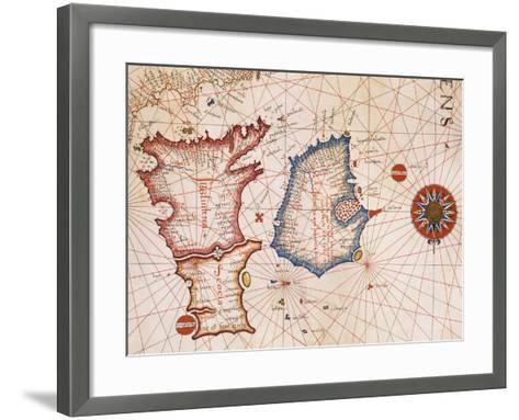 Great Britain-Giorgio Sideri-Framed Art Print