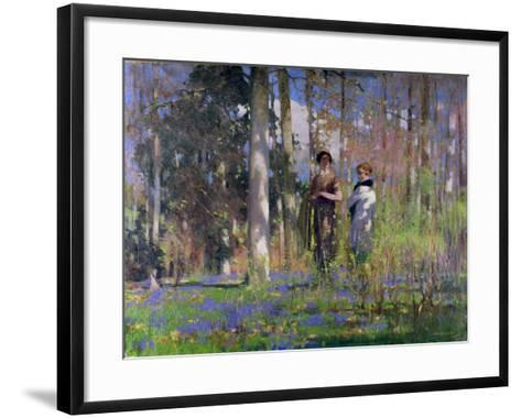 Spring Has Come-George F. Henry-Framed Art Print