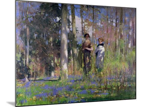 Spring Has Come-George F. Henry-Mounted Giclee Print