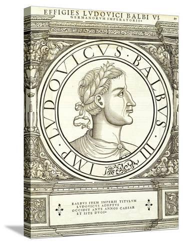 Ludouicus Balbus-Hans Rudolf Manuel Deutsch-Stretched Canvas Print
