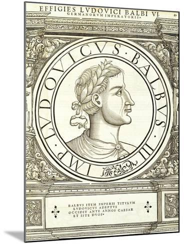 Ludouicus Balbus-Hans Rudolf Manuel Deutsch-Mounted Giclee Print