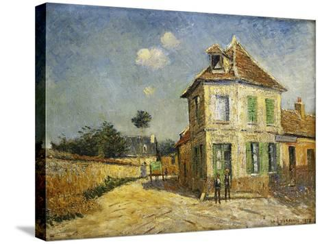 St, 1917-Gustave Loiseau-Stretched Canvas Print