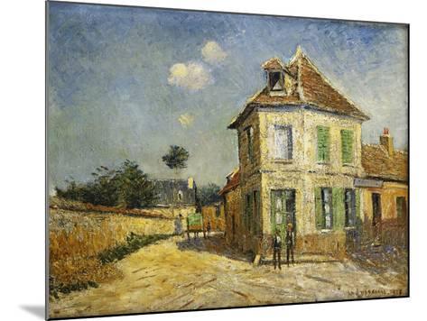 St, 1917-Gustave Loiseau-Mounted Giclee Print