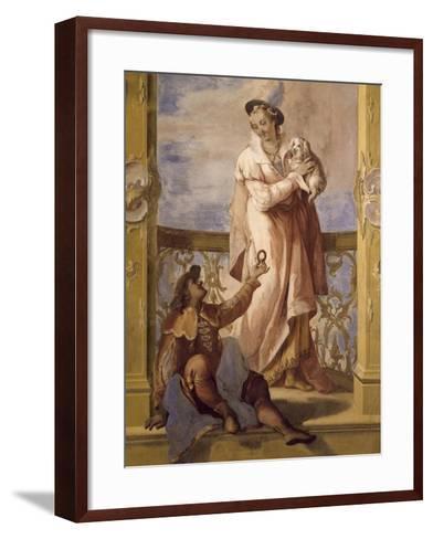 Fresco-Jacopo Guarana-Framed Art Print