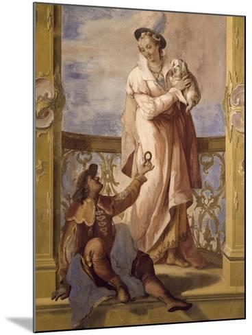 Fresco-Jacopo Guarana-Mounted Giclee Print