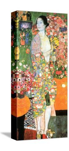 Dancer, 1916-Gustav Klimt-Stretched Canvas Print