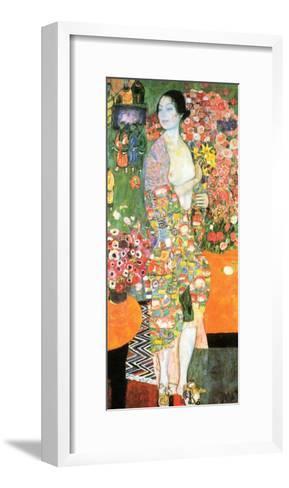 Dancer, 1916-Gustav Klimt-Framed Art Print
