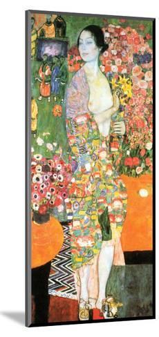 Dancer, 1916-Gustav Klimt-Mounted Giclee Print