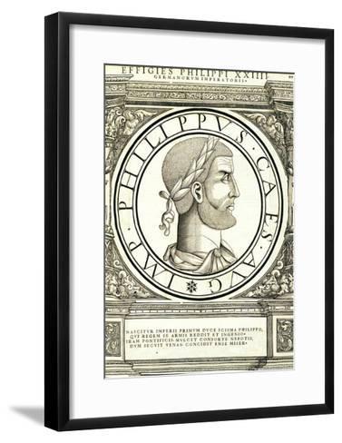 Philippus-Hans Rudolf Manuel Deutsch-Framed Art Print