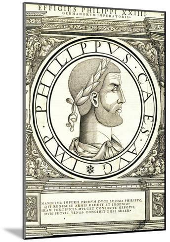 Philippus-Hans Rudolf Manuel Deutsch-Mounted Giclee Print