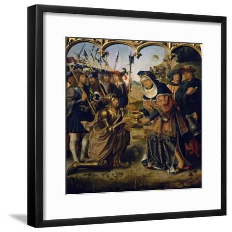 Abraham--Framed Art Print