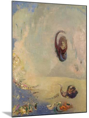 Oannes, C.1910-Odilon Redon-Mounted Giclee Print