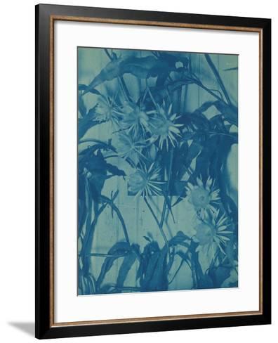 Floral Study, C.1900-Louis Comfort Tiffany-Framed Art Print