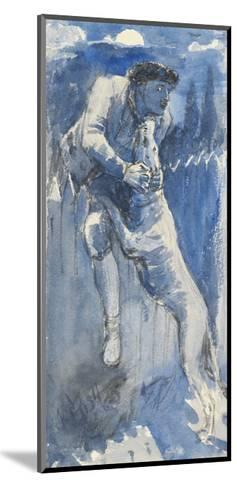 Defence, C.1849-50-John Everett Millais-Mounted Giclee Print